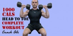1000 calories full doby workout